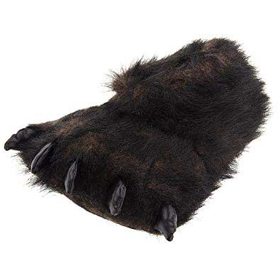 bear-slippers