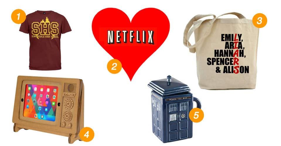 Tv Fan Gifts